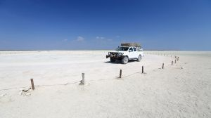 Etosha lookout point