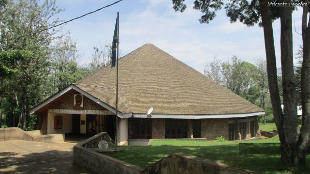 Mwalimu Nyerere museum of Butiama, the main building