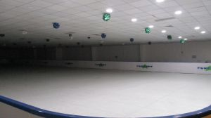 ice skating rink (quality centre)