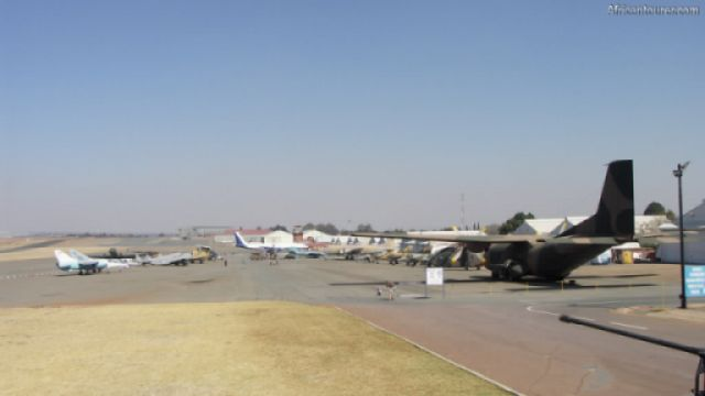 South African Air Force Museum  at AFB Swartkop